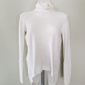 We the Free Cowl Neck Open Back Sweater Size XS